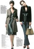 Fair Lady Magazine | May 2005 | pg 78 - Green Slik Shirt