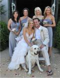 Natasha Mecorio�s wedding